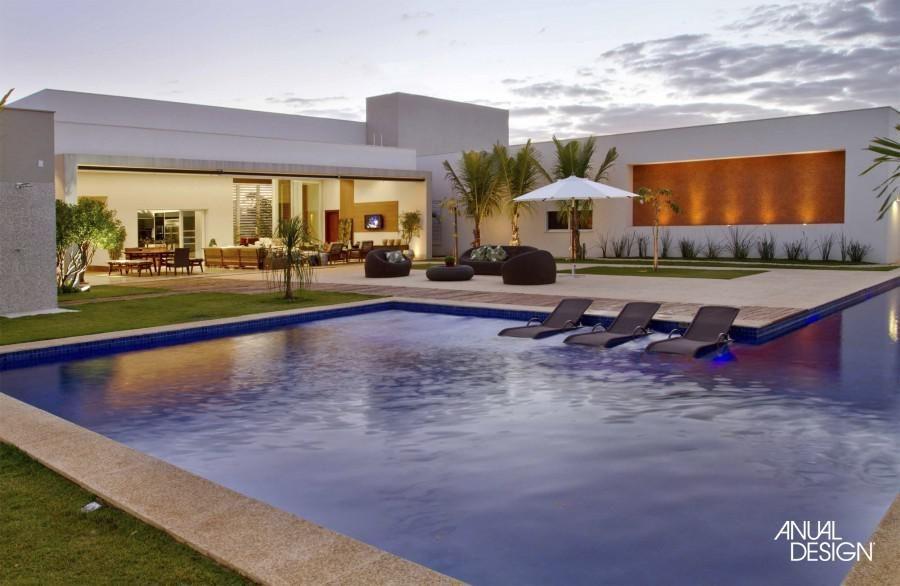 Casa alphaville anual design centro do brasil casa for Casa moderna l