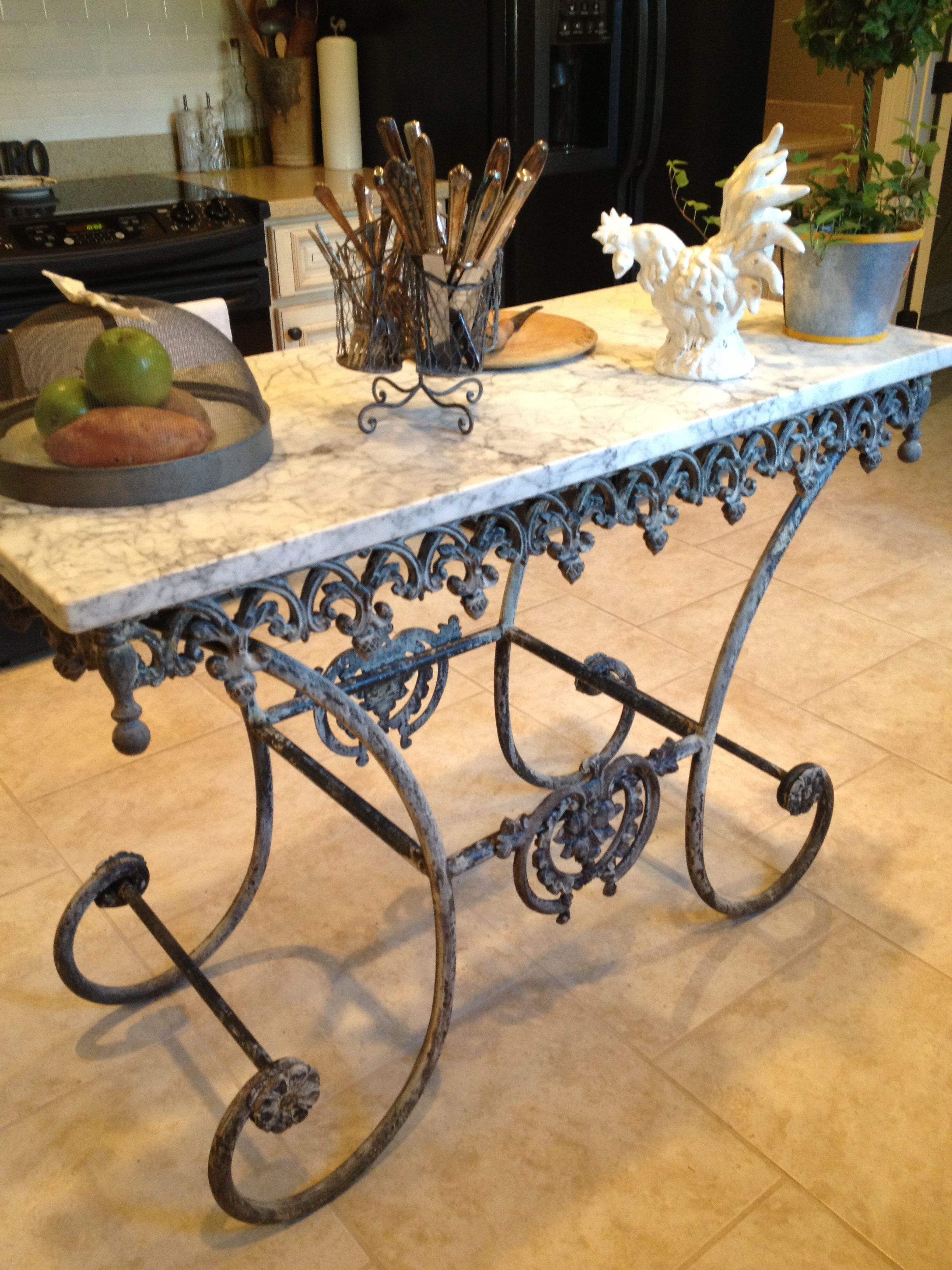 french country kitchen island furniture photo 3. French Pastry Table \u003c3 Country Kitchen Island Furniture Photo 3