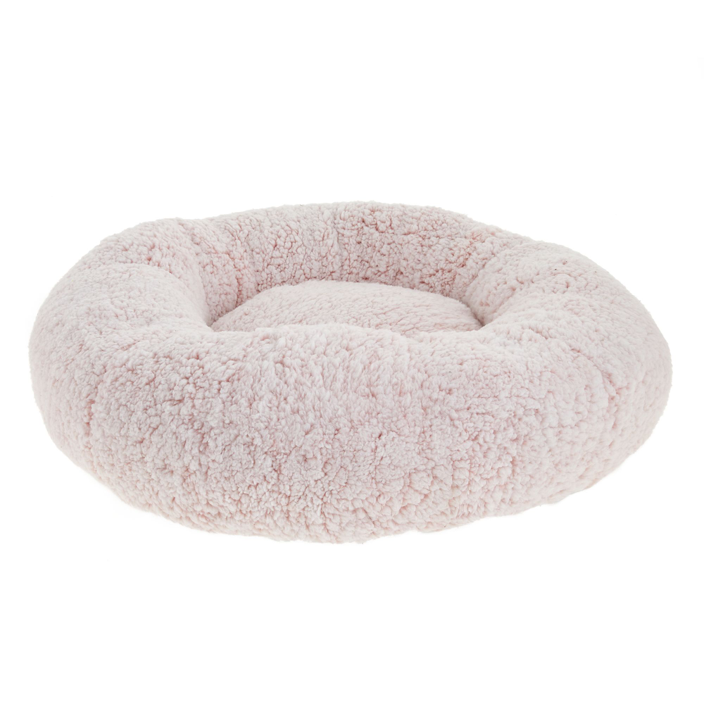Top Paw® Fuzzy Donut Pet Bed in 2020 Pet bed, Donut dog