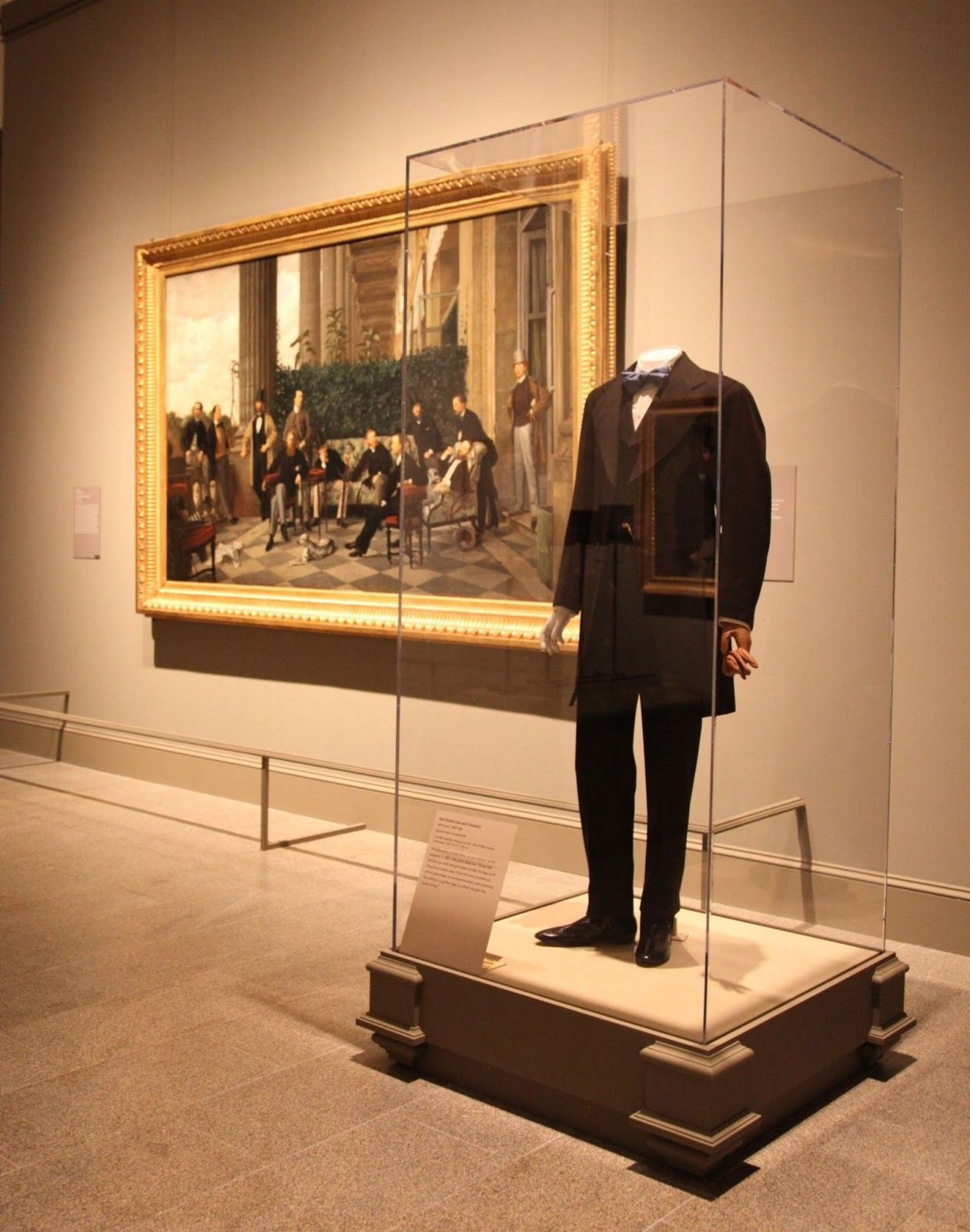 Impressionism, Fashion, and Modernity exhibition at The