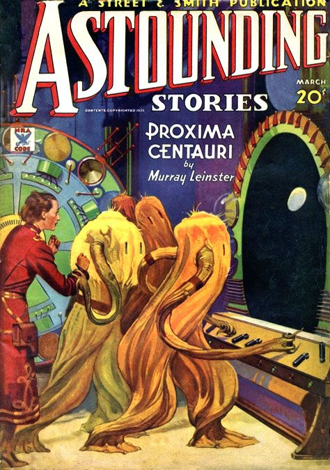 Robots Mad Scientists And Damsels Astounding Pulp Cover Art