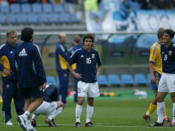 Kembali Dapatkan Hasil Negatif, Argentina Tahun 2002 ...