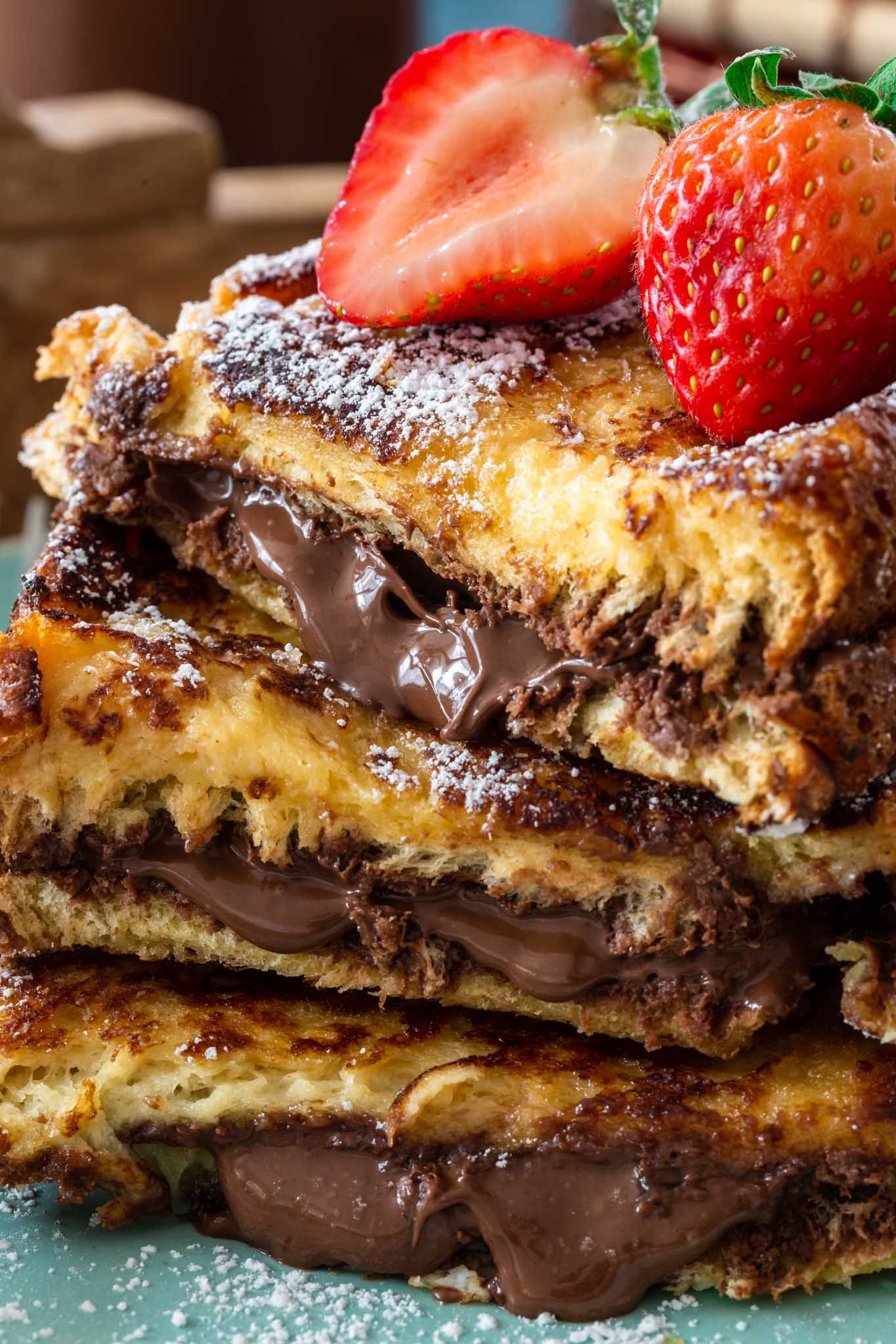 Photo of Nutella French Toast