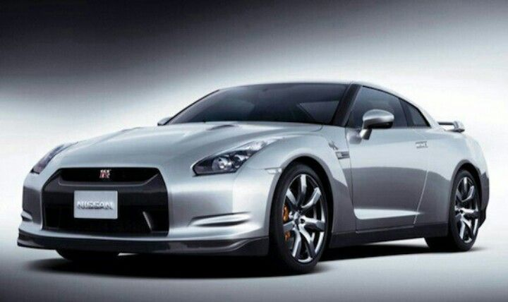 Beautiful GT-R
