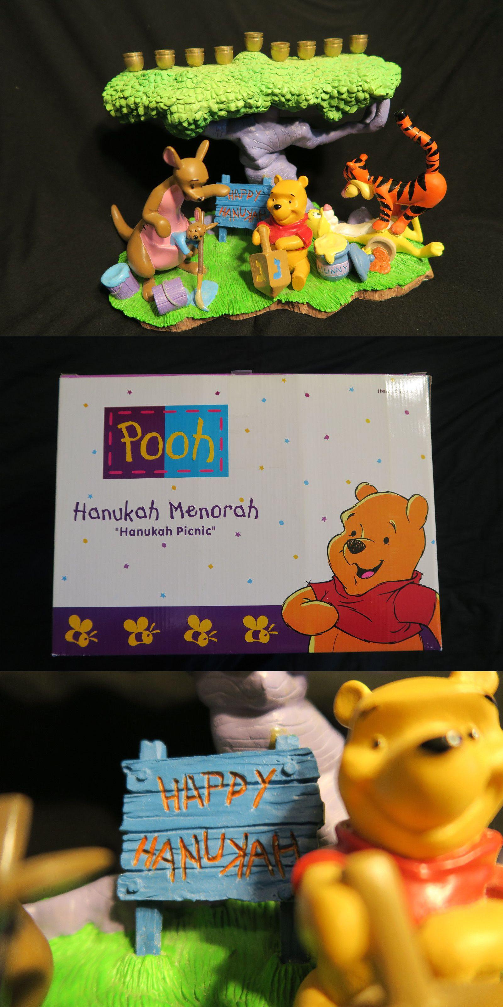 winnie the pooh 19251 winnie the pooh menorah hanukah picnic