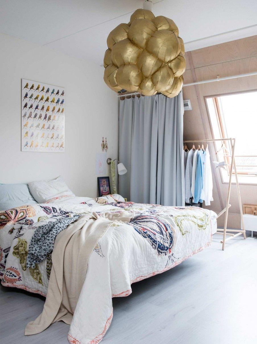 Slaapkamer | bedroom | vtwonen 07-2017 | Fotografie Louis Lemaire ...