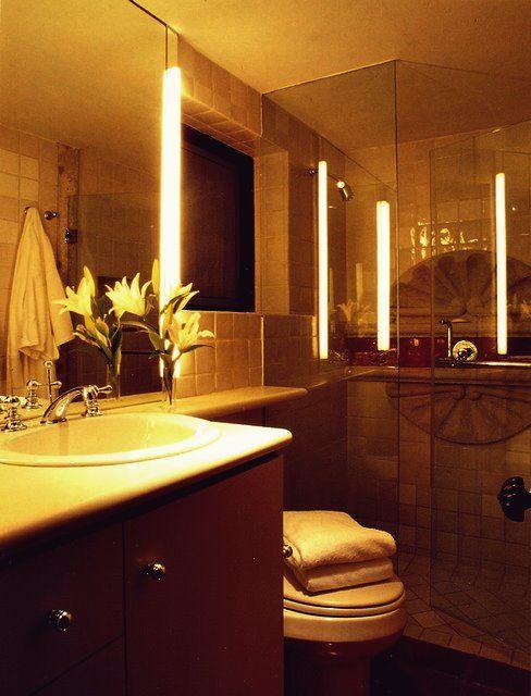 27 DesignIdeen für kleine und funktionale Badezimmer in