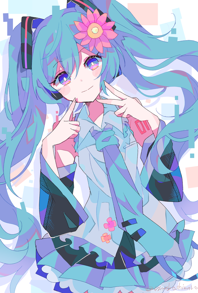 Rectangles [Hatsune Miku / Vocaloid]