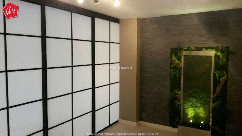 Porte coulissante noire et Zen Adore Pinterest Door closer