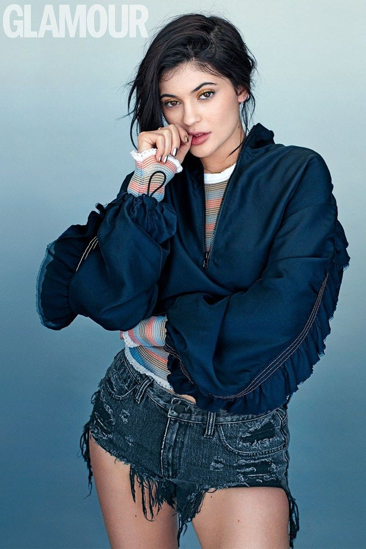 Photo of Kylie Jenner Covers Glamour UK June 2016 Issue – fashionandstylepolice