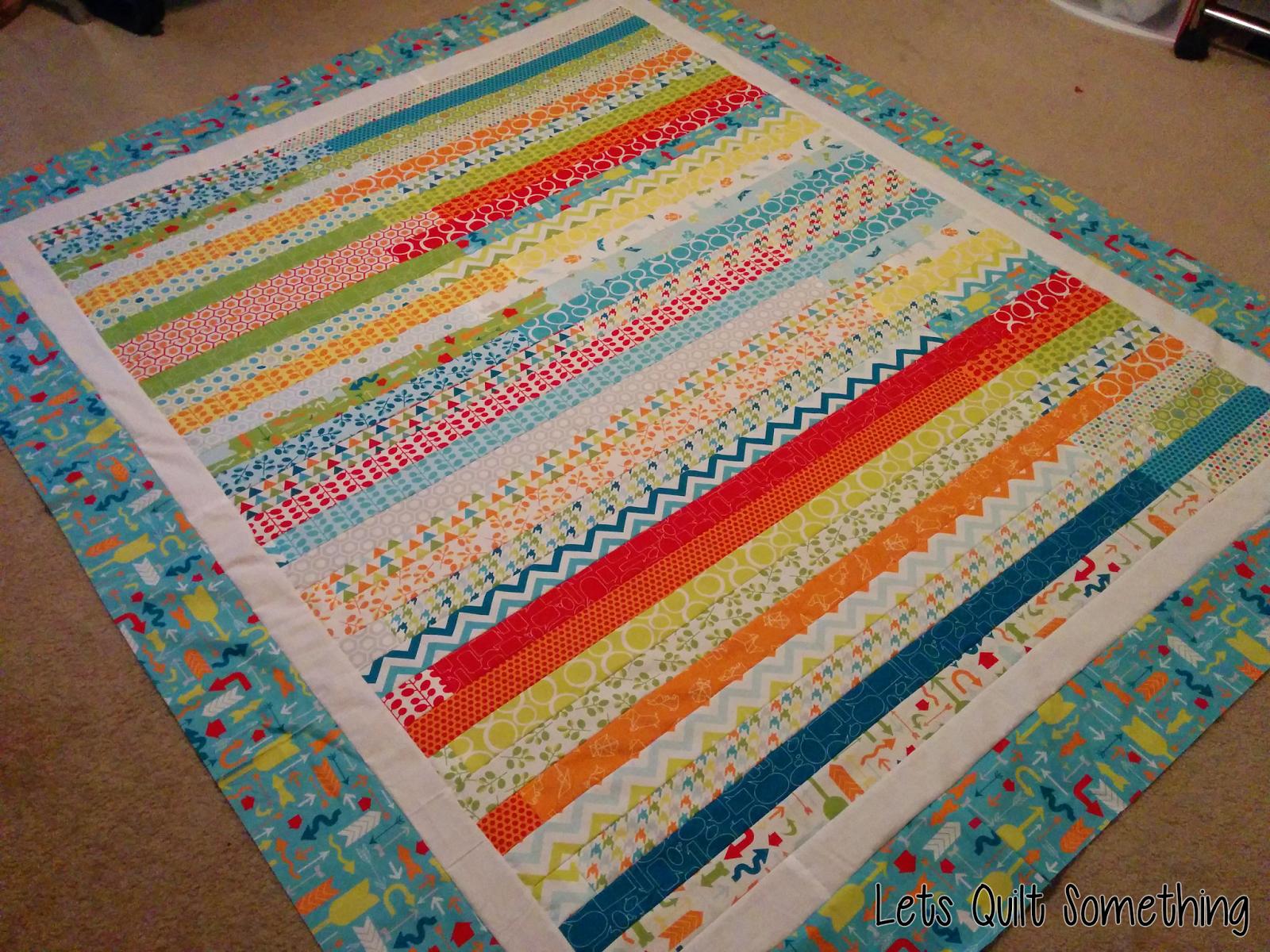Moda Mixed Bag Studio - Free Jelly Roll Race Quilt Pattern | baby ... : jelly roll race quilt pattern - Adamdwight.com