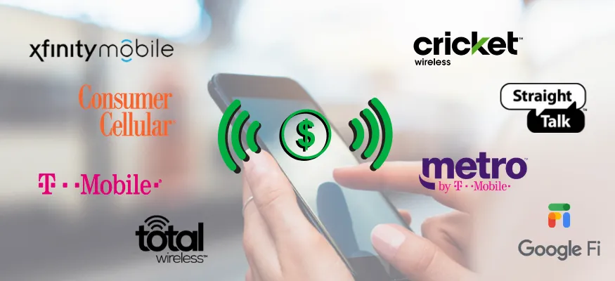 Team Clark Ranks The Best Cell Phone Plans And Deals See Our Favorites For Unlimited Data Families And Cheap Pla In 2020 Phone Plans Best Cell Phone Cell Phone Plans