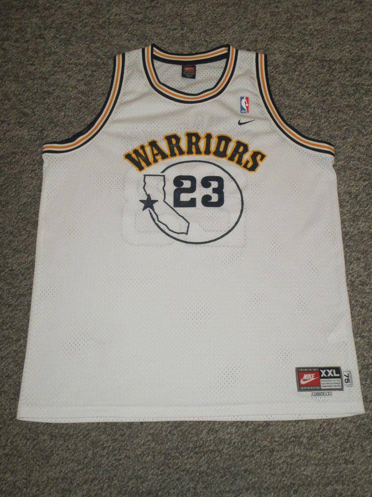 Nike Men's Jason Richardson NBA Jerseys | eBay. Golden State ...