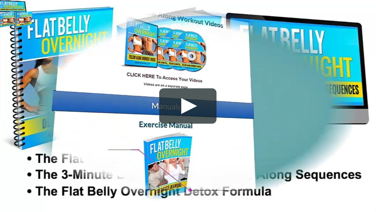 Flat Belly Overnight >> Flat Belly Overnight Reviews By Andrew Raposo Does It