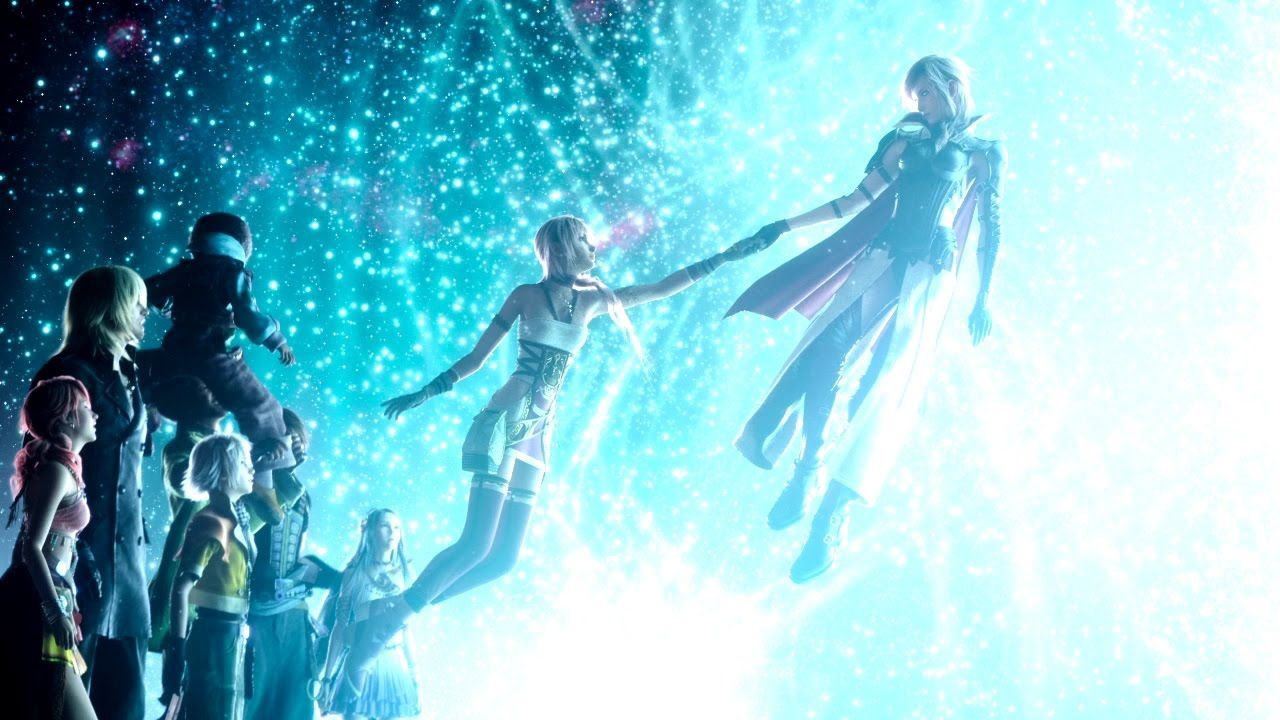 Lightning Returns Final Fantasy Xiii Hd Ending With Images