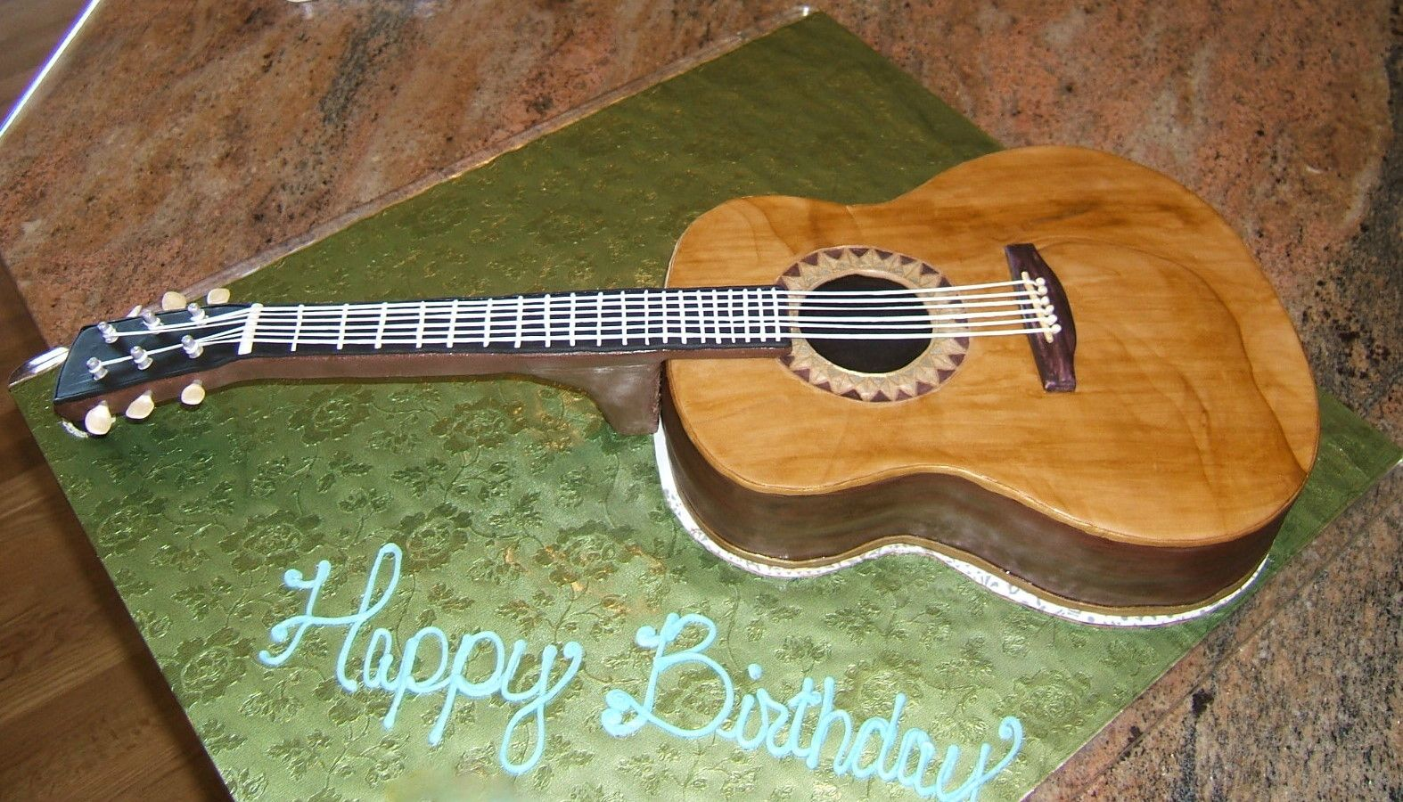 Images For Althappy Birthday Image With Guitar