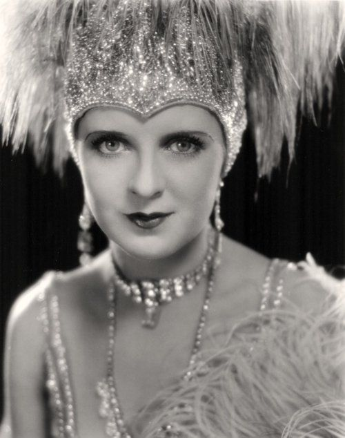 May McAvoy 1930's Photo by Preston Duncan