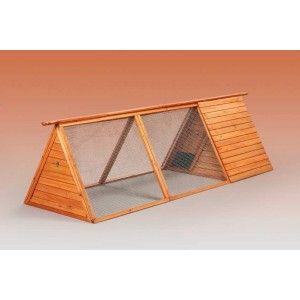Gallinero prefabricado de madera bristol gallineros de - Prefabricados de madera ...