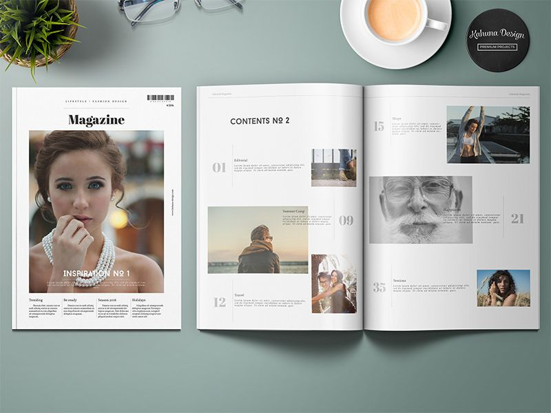"다음 @Behance 프로젝트 확인: ""Lifestyle Universal Magazine"" https://www.behance.net/gallery/33918840/Lifestyle-Universal-Magazine"
