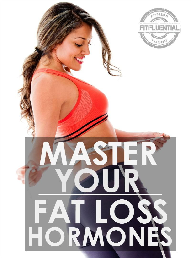Master Your Fat Loss Hormones