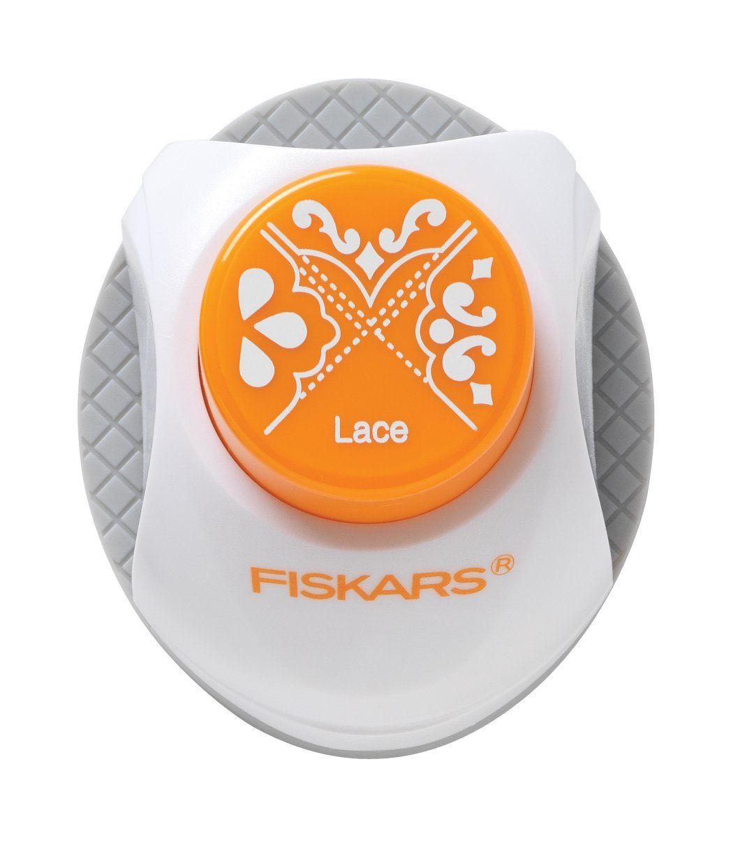 Amazon Com Fiskars Lace 3 In 1 Corner Punch 12 23317097 Fiskars Corner Borders Punch