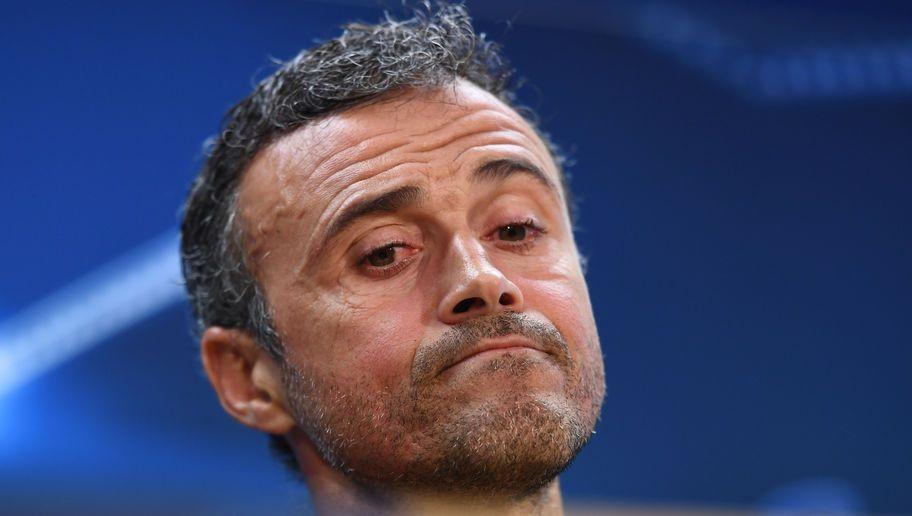 Barcelona Boss Luis Enrique Dismisses Team Selection Criticism After 1-0 Super Cup Final Loss