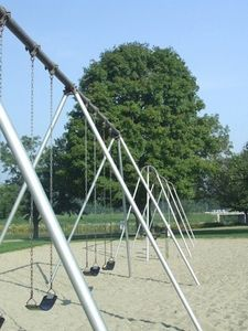 Do It Yourself Galvanized Steel Swingsets Thumbnail My Favorite