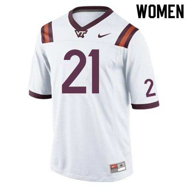 Pin on Virginia Tech Hokies College Football Jerseys