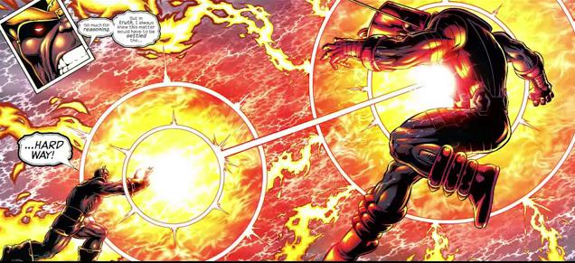 Thanos v Galactus