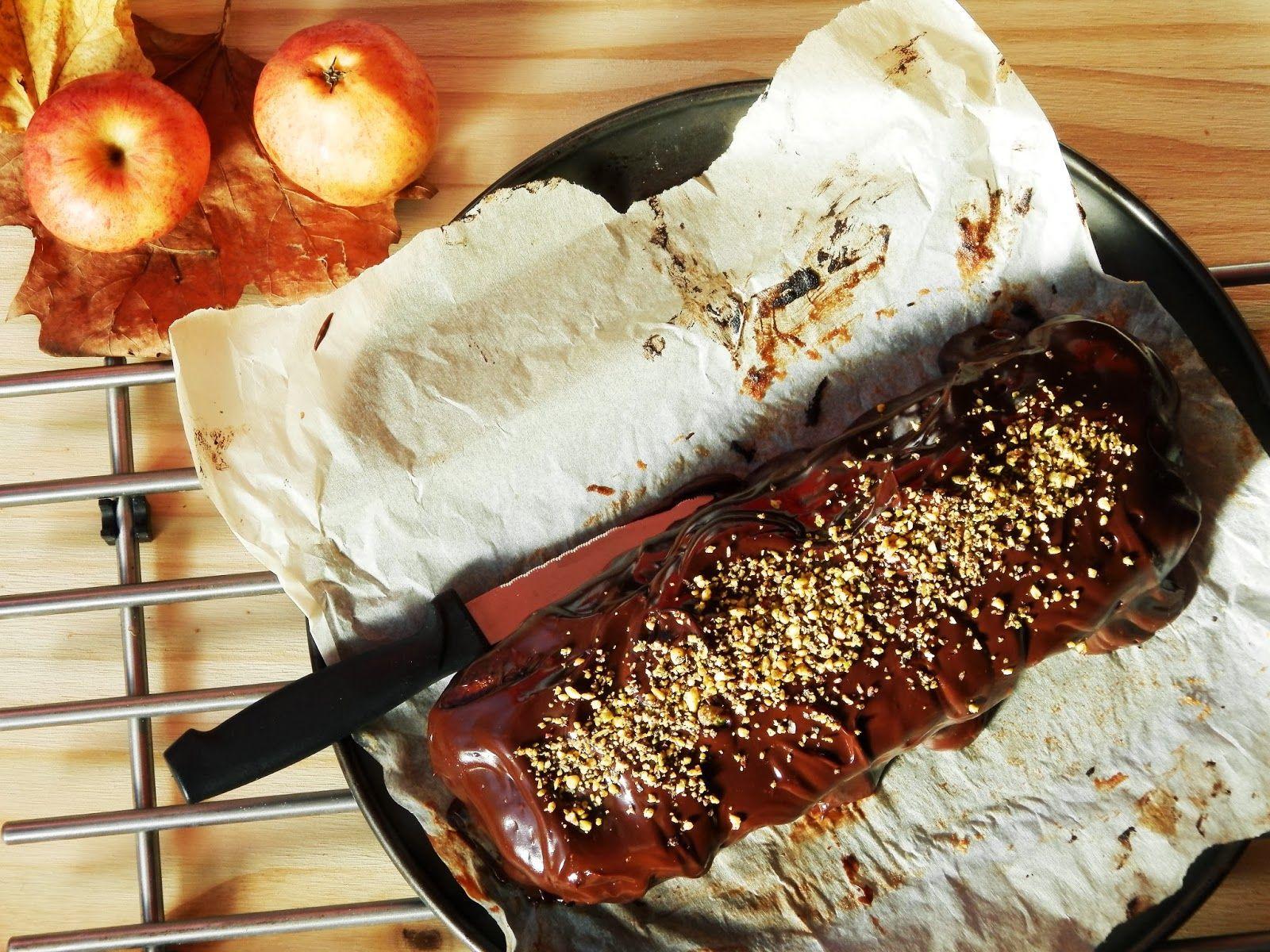 Trognon de pomme: Cake d'automne