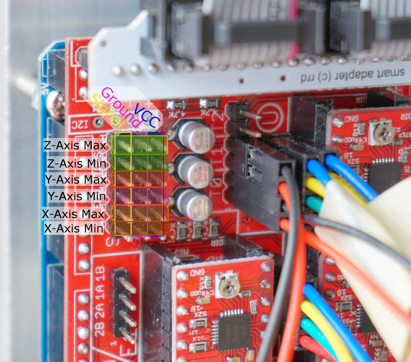 A Collection Of Interesting Ideas Reprap 3d Printer Prusa I3 Wiring Diagram Build Log Part 4