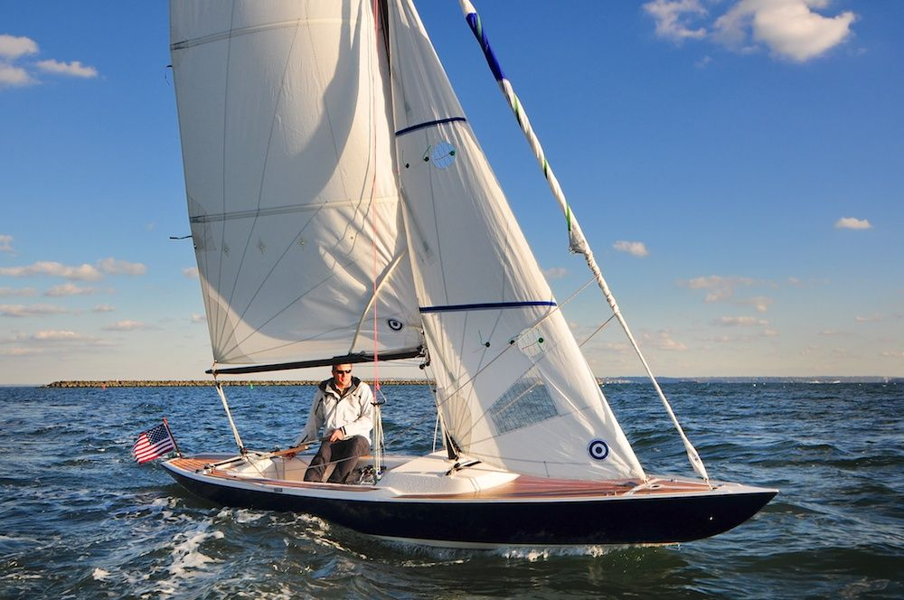 The Scandinavian Cruiser 20 Classic Sailing Sailing Sailing Yacht