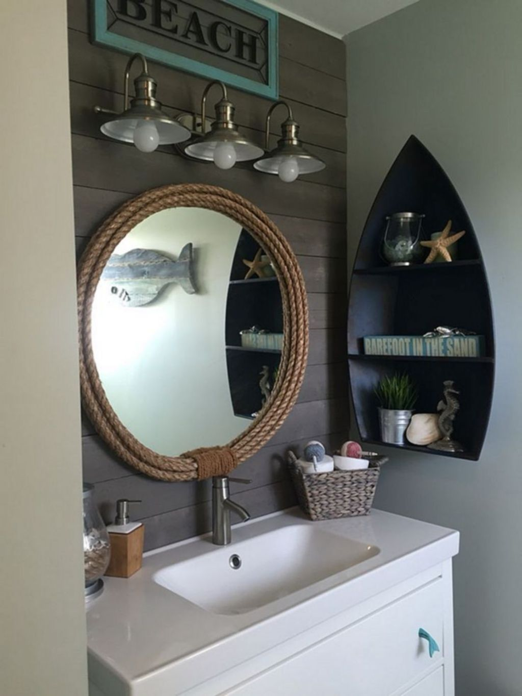 popular mermaid bathroom decor ideas11 #mermaidbathroomdecor