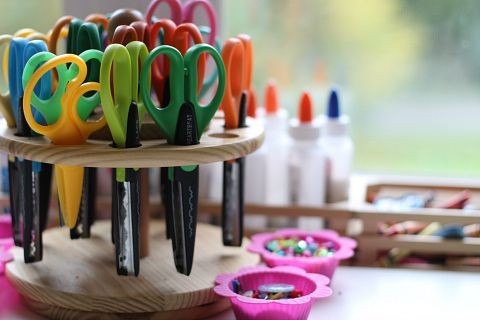 how to set up a playroom for your home