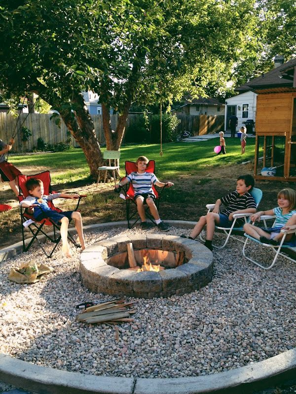22 Backyard Fire Pit Ideas With Cozy Seating Area Backyard