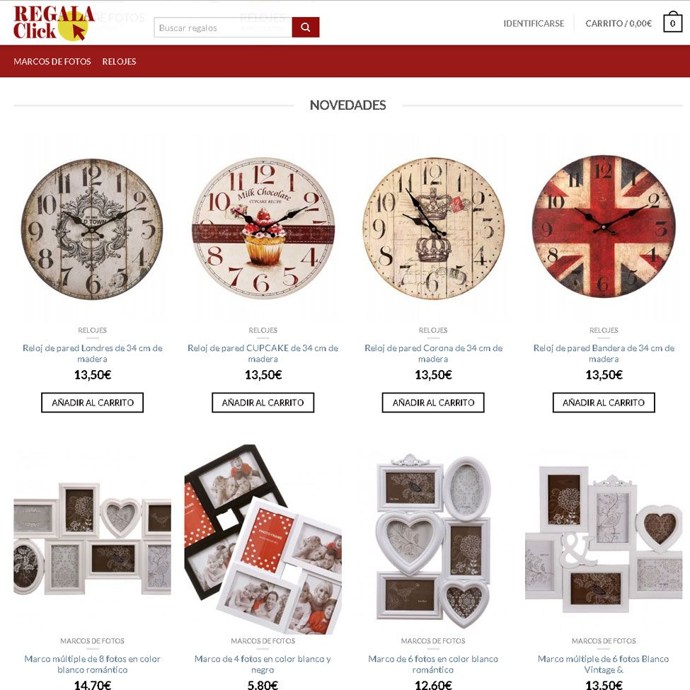 Diseño web Característica: Diseño web profesional con tienda online ...