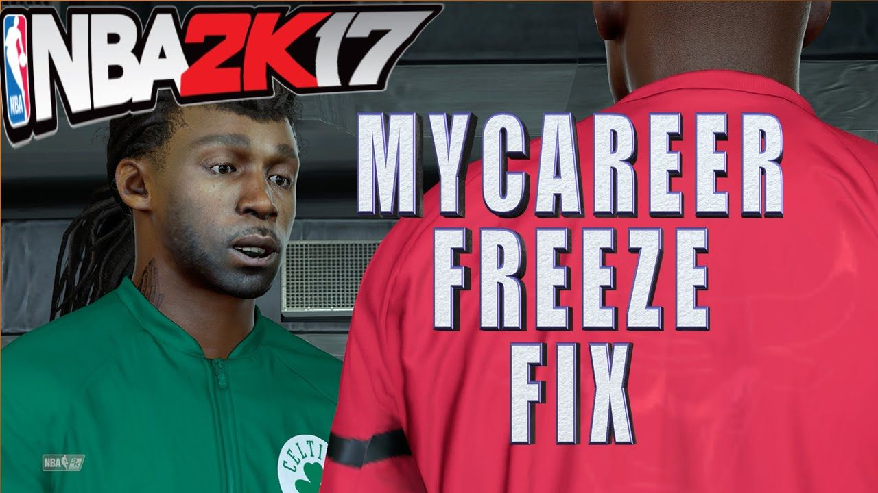 NBA 2K17 Tutorial #15 - HOW TO FIX NBA 2K17 MYCAREER FREEZE