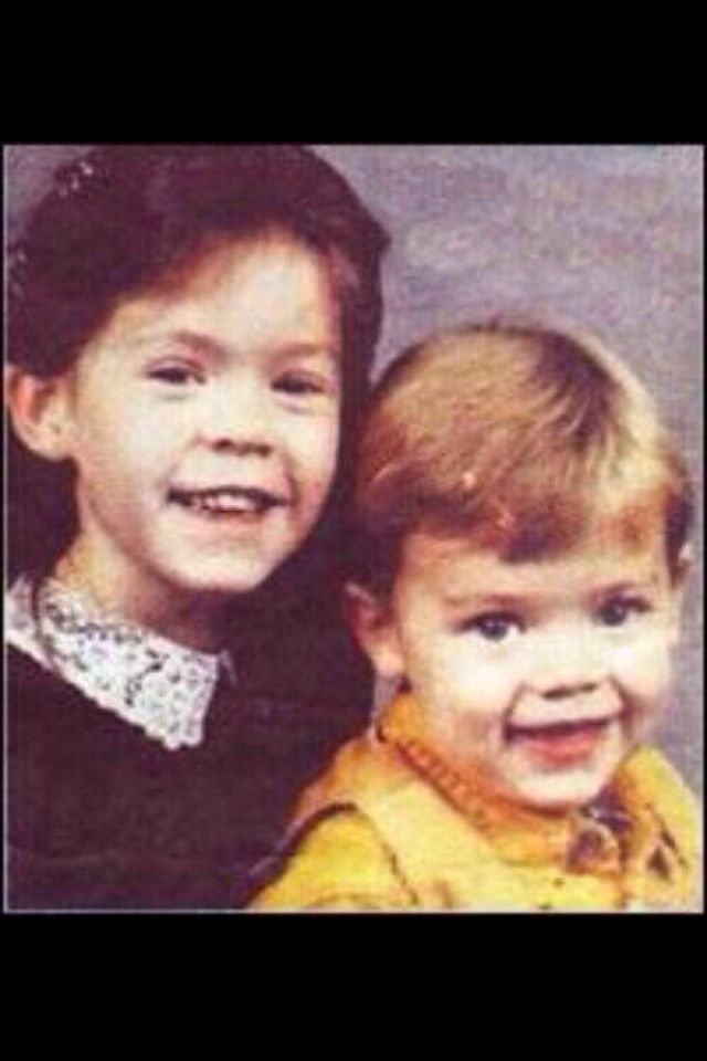 Harry Styles Baby Picture : harry, styles, picture, Gemma, Harry, Styles, Photos,, Baby,
