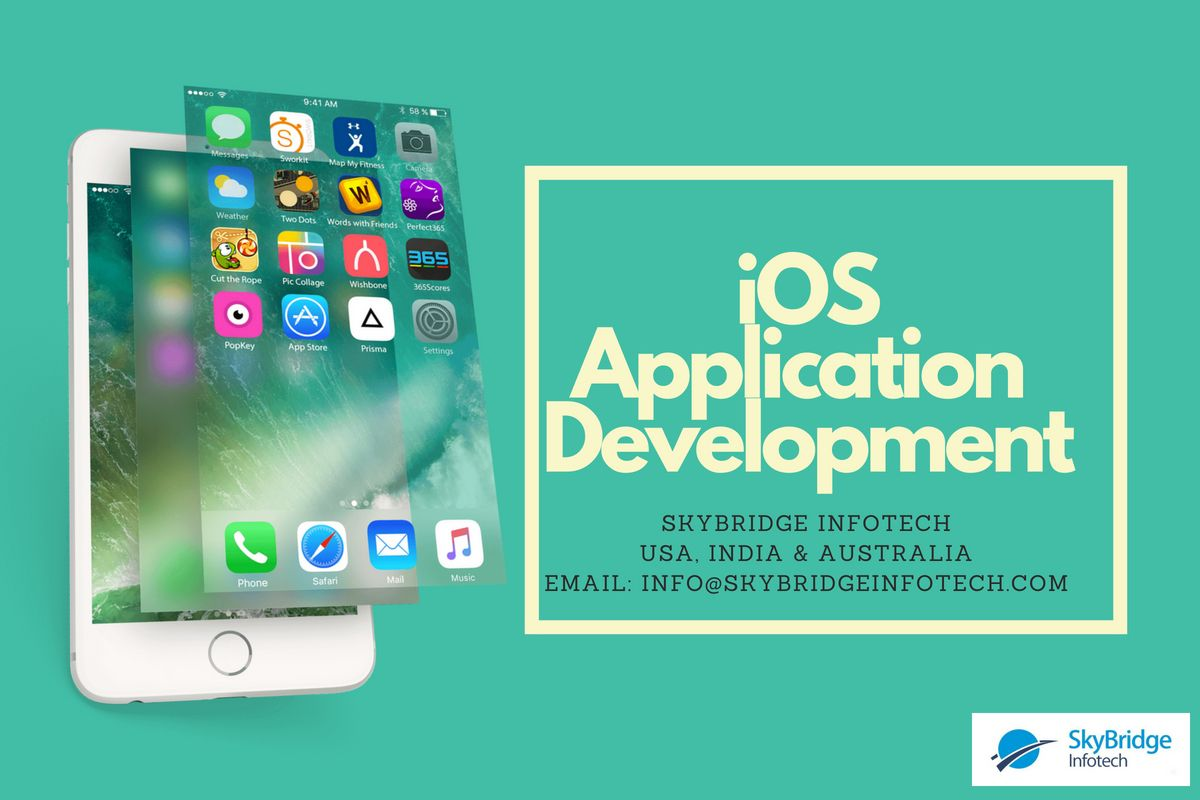 iOS Mobile Application Development at Skybridge we