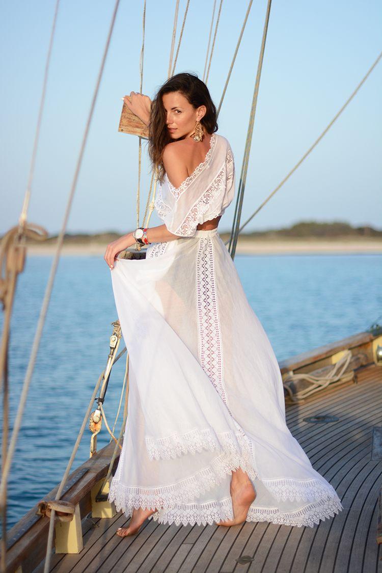Fashionvibe » Zina Charkoplia Fashion Blog » Gypsy | Pasarela Model ...