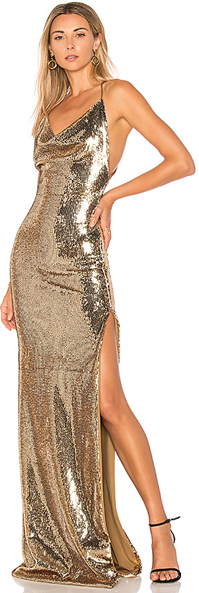 FISHSCALE DUPEY GOWN
