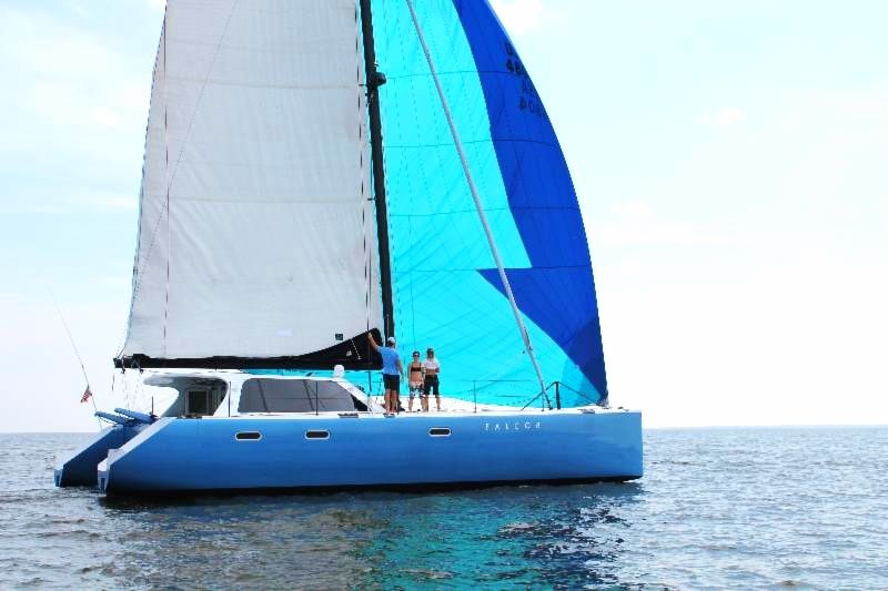 Falcor Gunboat 48 | Boats in 2019 | Sailboat plans