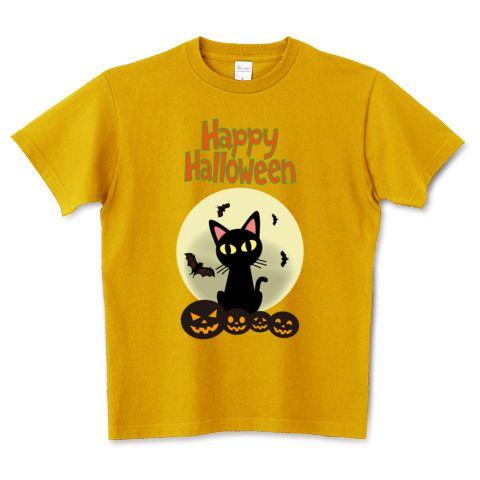 Happy Halloween Tシャツ T-SHIRTS TRINITY by BATKEI