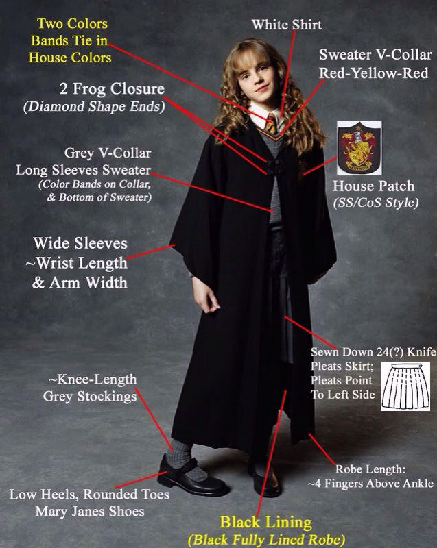 Pin Von Tomoka Fujioka Auf Harry Potter Harry Potter Kleidung Harry Potter Uniform Harry Potter Kostum