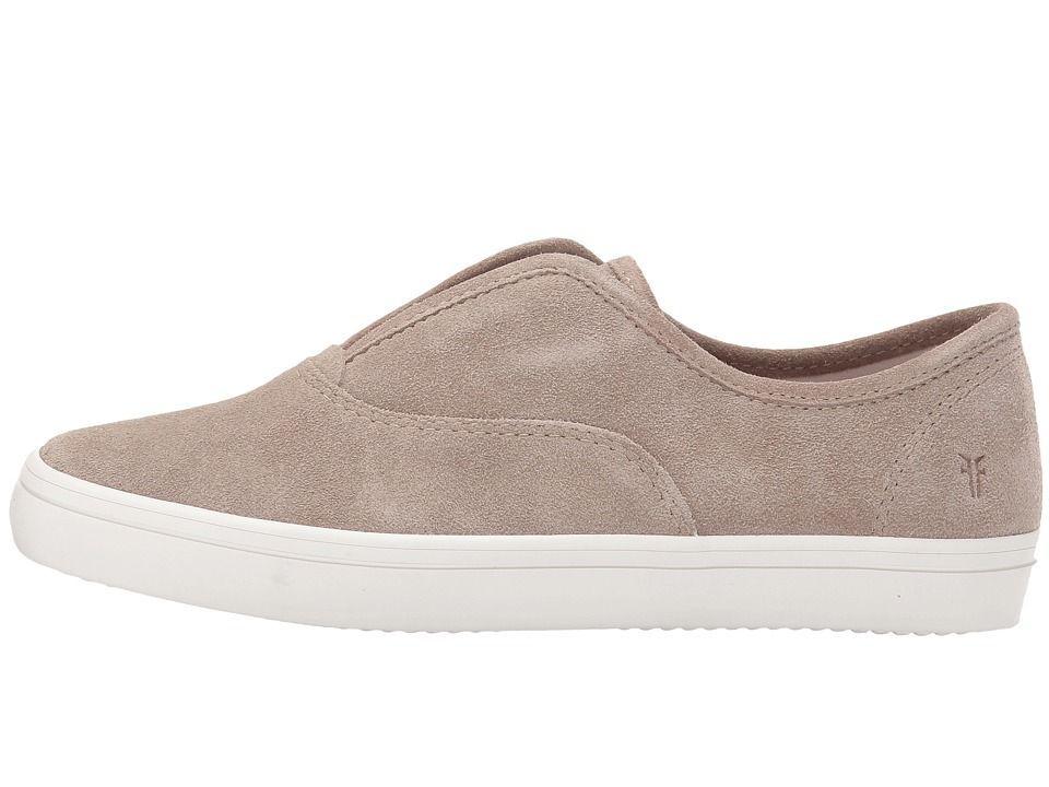 Frye Kerry Slip-On Women's Shoes Ash Suede #ClogsShoesSlipOn