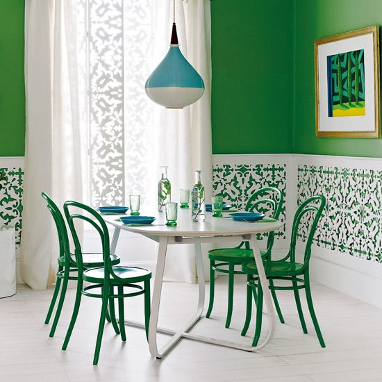 Casual Dining Rooms Decorating Ideas For A Soothing Interior: Dining Room Ideas, Designs And Inspiration