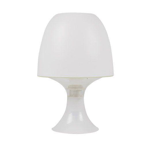 Lampe Managua Verre Blanc 25w Future Chambre Parent