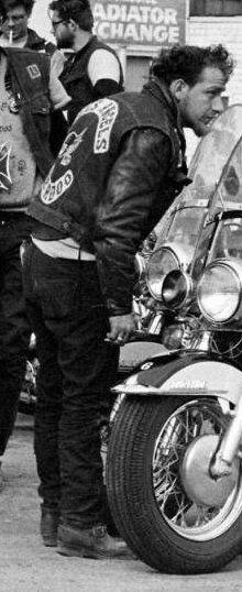 Otto Friedli | Gotta Love Bikers       | Hells angels
