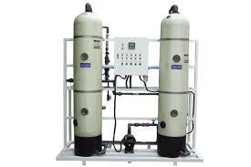 Hệ thống xử lý nước - làm mềm nước khử khoáng