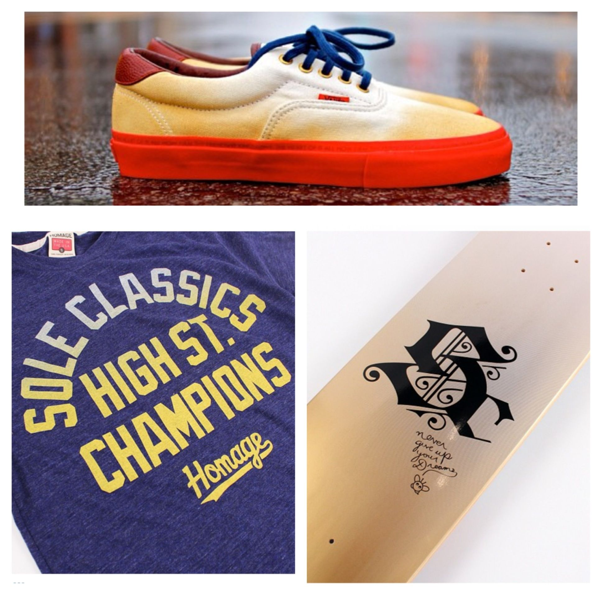 2609da6af468f6 New colabs from Sole Classics that drop on 5.25 Vans Vault x Homage x  Embassy